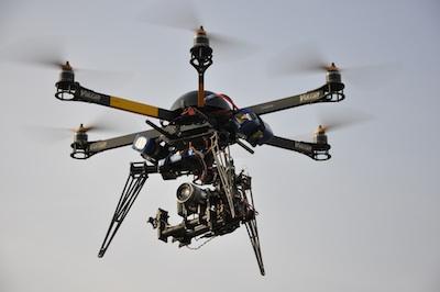 Vulcan Hexacopter